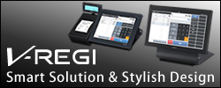 V-REGI Smart Solution & Stylish Design
